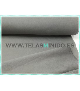 Sudadera French  Terry lisa color gris